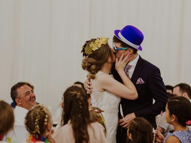 La boda de David y María José en Argamasilla De Alba, Ciudad Real 31