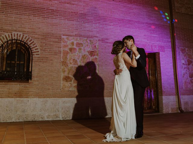 La boda de David y María José en Argamasilla De Alba, Ciudad Real 32