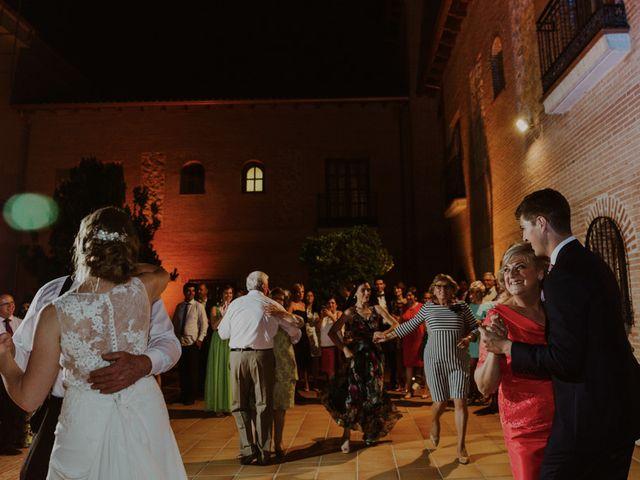 La boda de David y María José en Argamasilla De Alba, Ciudad Real 33