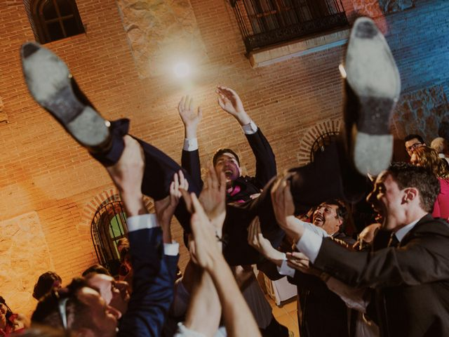 La boda de David y María José en Argamasilla De Alba, Ciudad Real 36