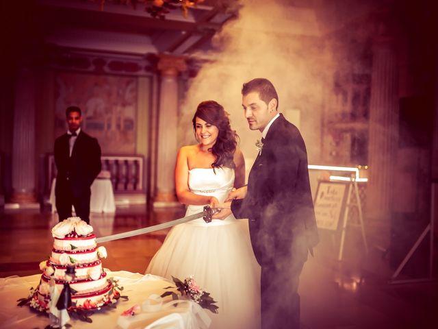 La boda de Miryam y Fer