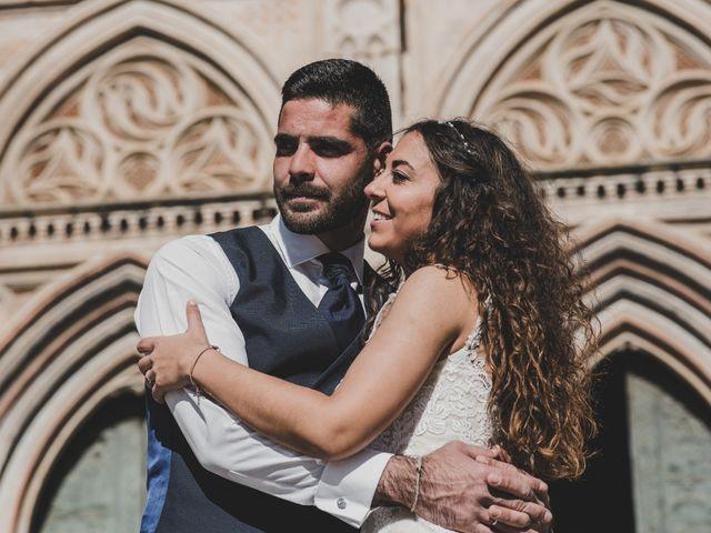 La boda de Sofia y Alberto