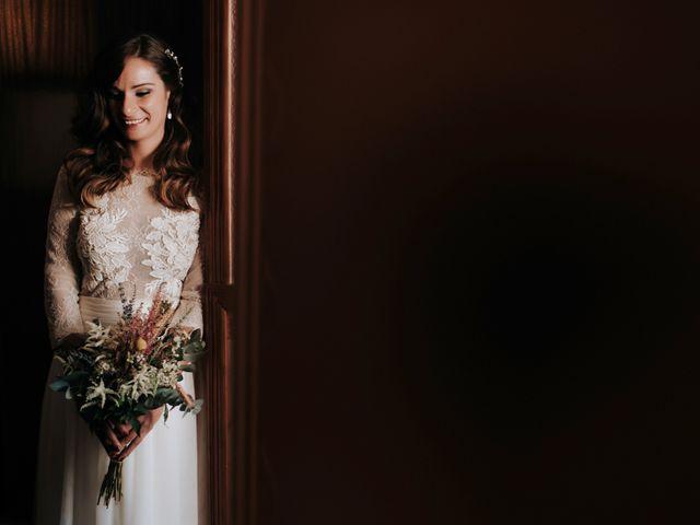 La boda de Francisco y Marta en Jumilla, Murcia 9