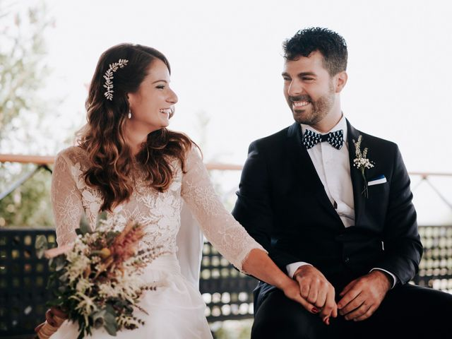 La boda de Francisco y Marta en Jumilla, Murcia 13