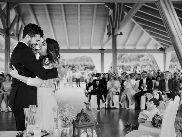 La boda de Francisco y Marta en Jumilla, Murcia 15