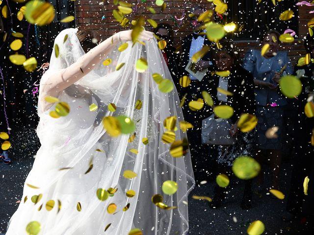 La boda de Marc y Teresa en Lleida, Lleida 21