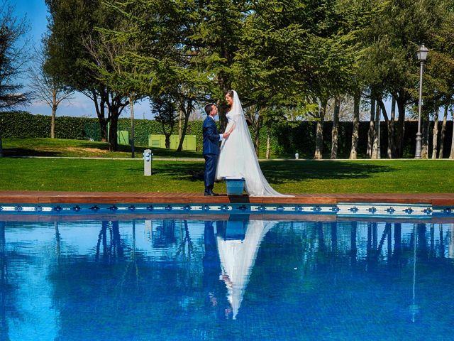 La boda de Marc y Teresa en Lleida, Lleida 22
