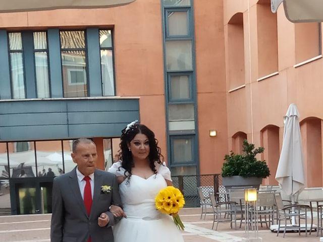 La boda de Juan y Eva en Aranjuez, Madrid 7