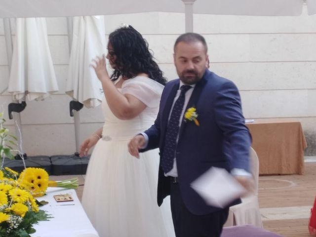 La boda de Juan y Eva en Aranjuez, Madrid 2