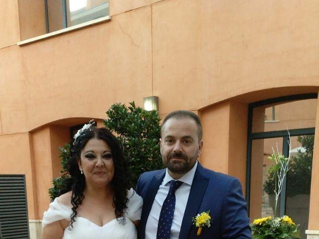 La boda de Juan y Eva en Aranjuez, Madrid 1