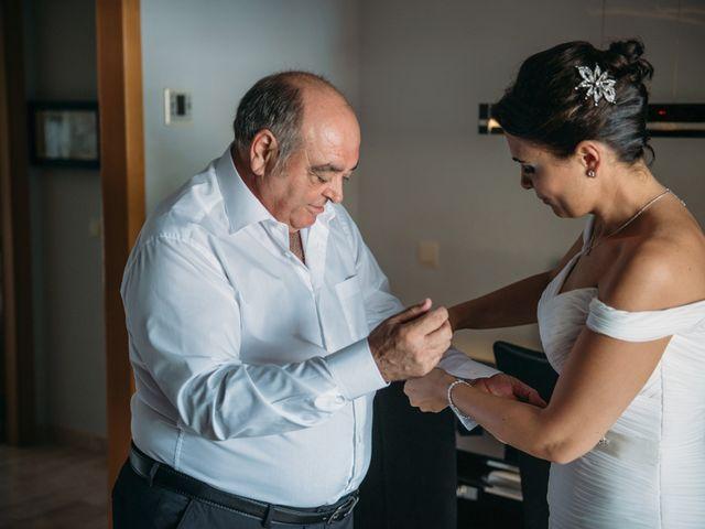 La boda de Antonio y Almudena en Benahavis, Málaga 9