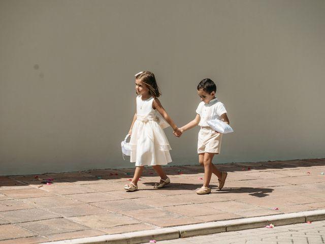 La boda de Antonio y Almudena en Benahavis, Málaga 13