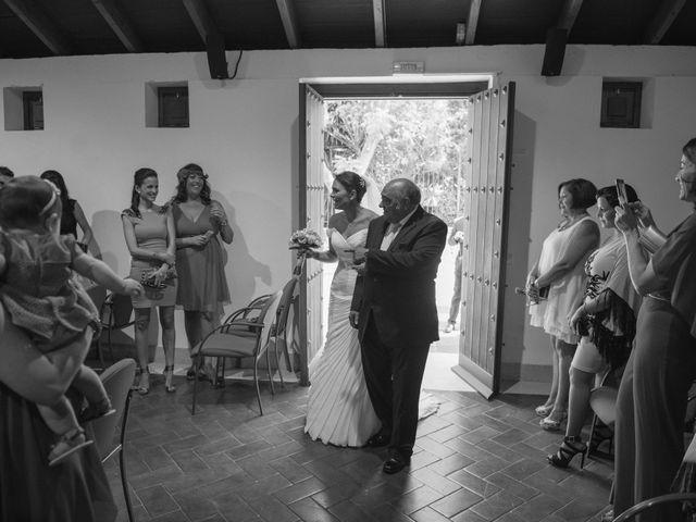 La boda de Antonio y Almudena en Benahavis, Málaga 14