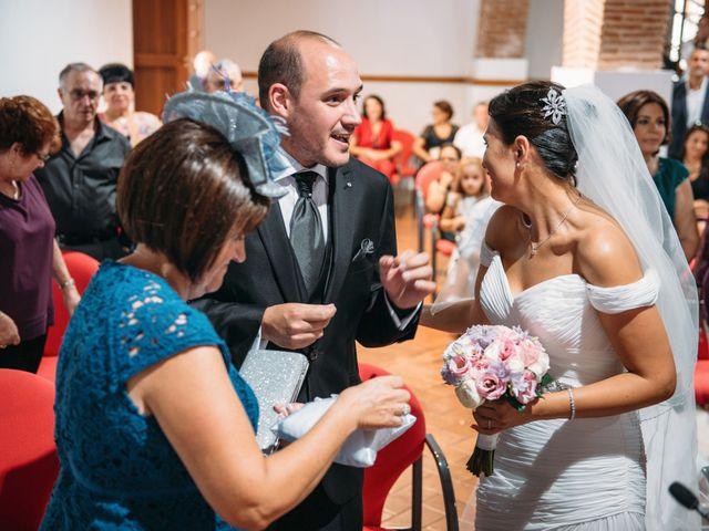 La boda de Antonio y Almudena en Benahavis, Málaga 16