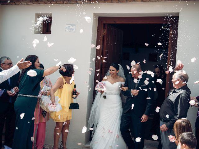 La boda de Antonio y Almudena en Benahavis, Málaga 19