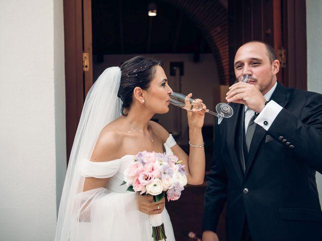 La boda de Antonio y Almudena en Benahavis, Málaga 22