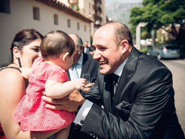 La boda de Antonio y Almudena en Benahavis, Málaga 23