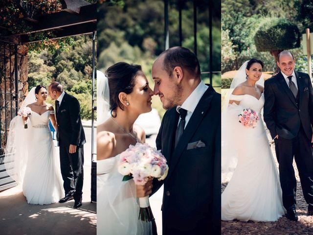 La boda de Antonio y Almudena en Benahavis, Málaga 25