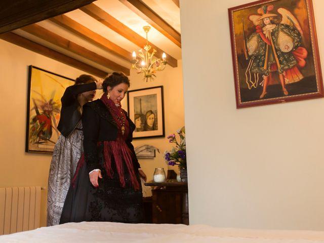 La boda de Javier y Eva en Galdo (Santa Maria), Lugo 8
