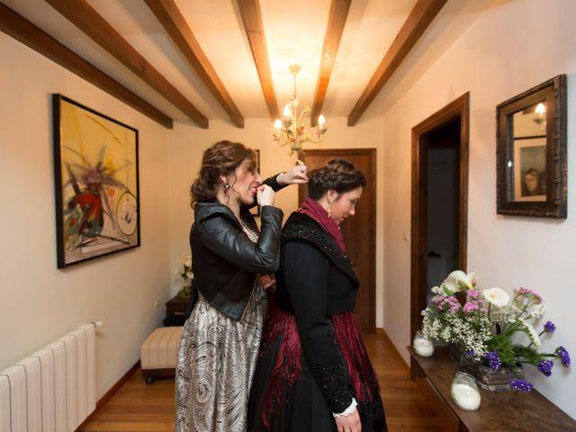 La boda de Javier y Eva en Galdo (Santa Maria), Lugo 9