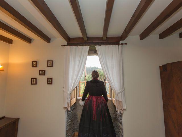 La boda de Javier y Eva en Galdo (Santa Maria), Lugo 12