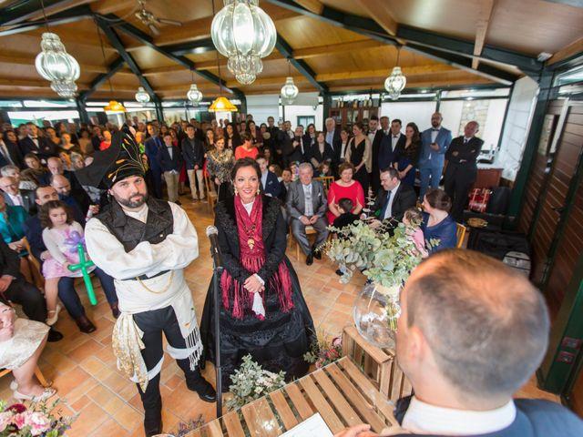 La boda de Javier y Eva en Galdo (Santa Maria), Lugo 14