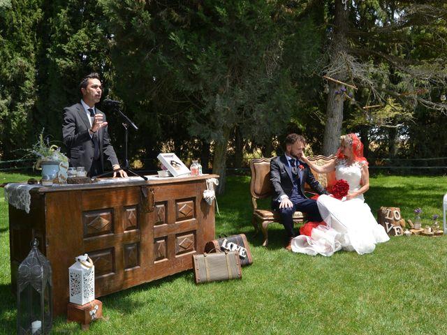 La boda de Lydia y Jorge