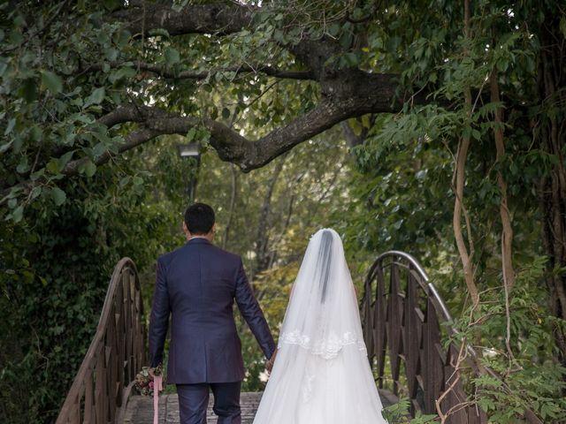 La boda de Chus y Dani en Malpartida De Plasencia, Cáceres 2