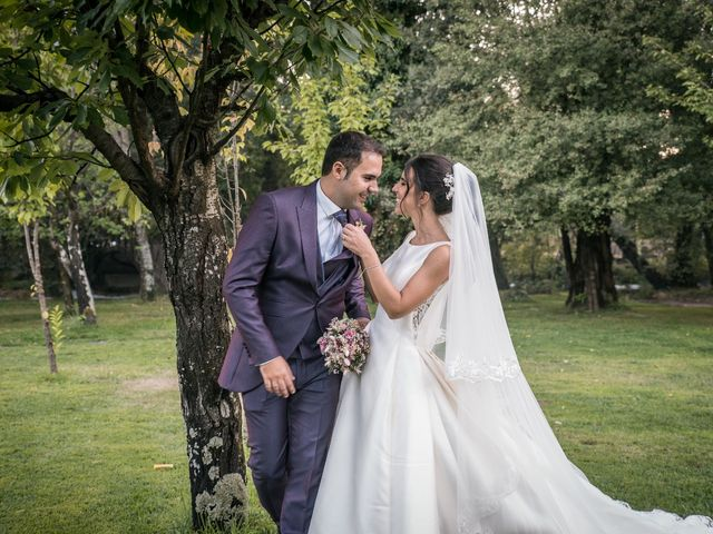 La boda de Chus y Dani en Malpartida De Plasencia, Cáceres 1