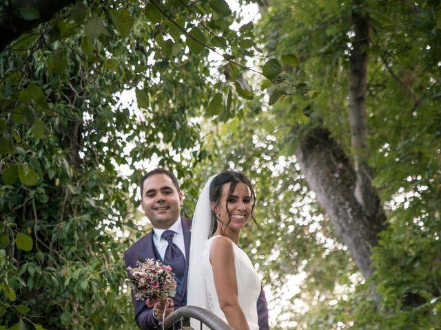 La boda de Chus y Dani en Malpartida De Plasencia, Cáceres 4