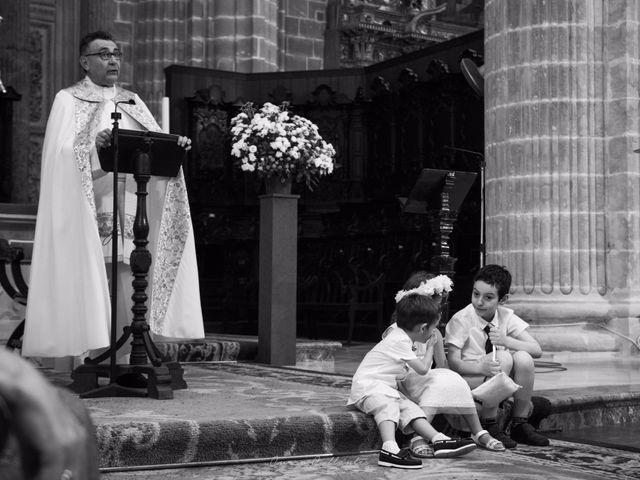 La boda de Miguel Ángel y Gema en Jerez De La Frontera, Cádiz 15