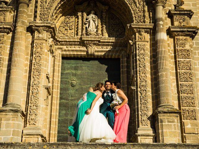 La boda de Miguel Ángel y Gema en Jerez De La Frontera, Cádiz 17