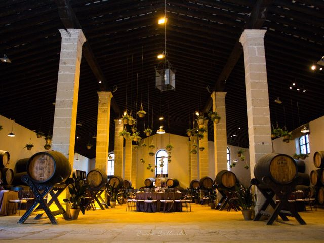 La boda de Miguel Ángel y Gema en Jerez De La Frontera, Cádiz 19