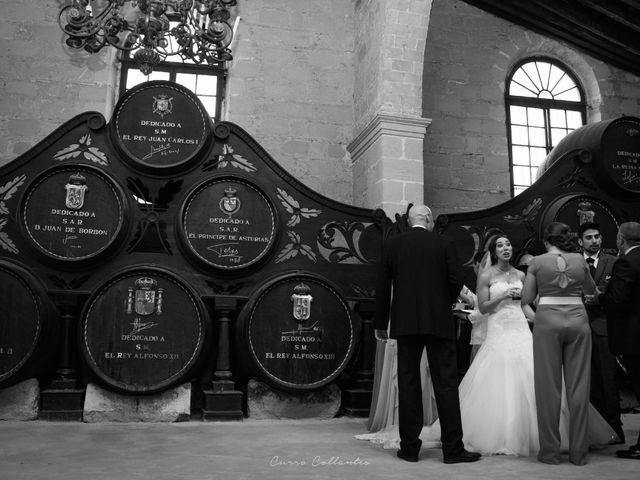 La boda de Miguel Ángel y Gema en Jerez De La Frontera, Cádiz 20