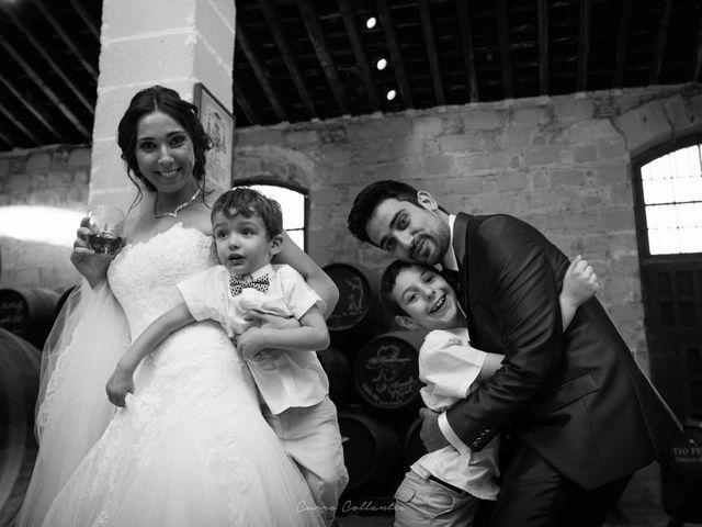 La boda de Miguel Ángel y Gema en Jerez De La Frontera, Cádiz 21