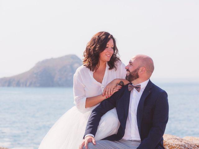La boda de Javier y Eva en Galdo (Santa Maria), Lugo 25