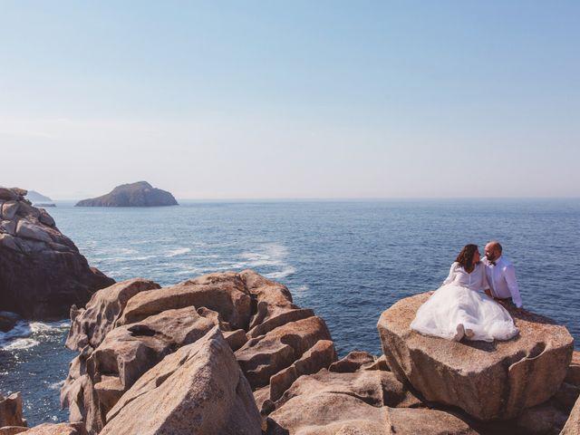 La boda de Javier y Eva en Galdo (Santa Maria), Lugo 26