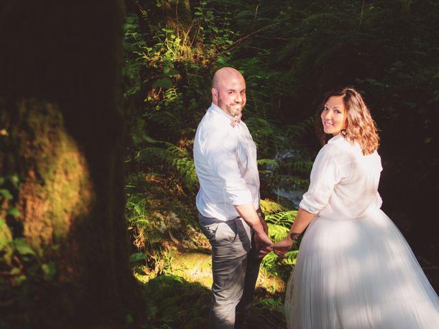 La boda de Javier y Eva en Galdo (Santa Maria), Lugo 27