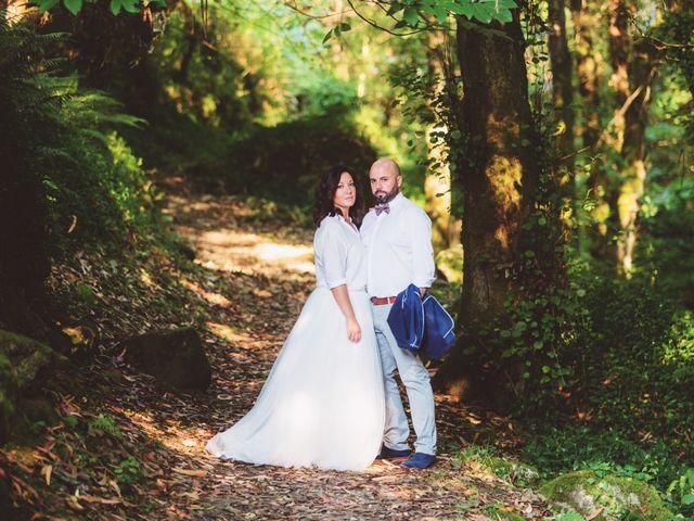 La boda de Javier y Eva en Galdo (Santa Maria), Lugo 30