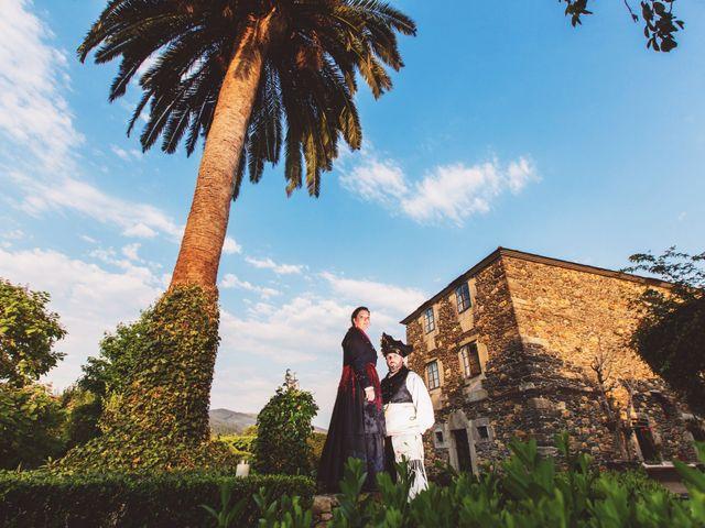 La boda de Javier y Eva en Galdo (Santa Maria), Lugo 35