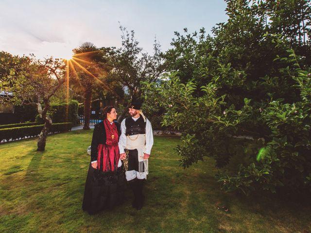 La boda de Javier y Eva en Galdo (Santa Maria), Lugo 36