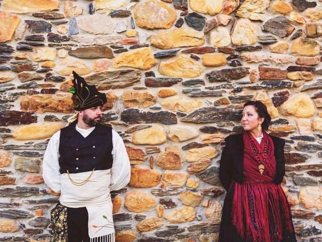 La boda de Javier y Eva en Galdo (Santa Maria), Lugo 38