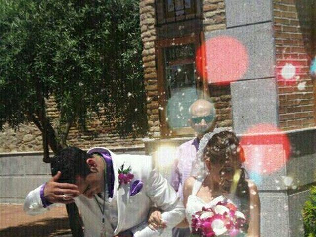 La boda de Noemí y Fran en Recas, Toledo 2