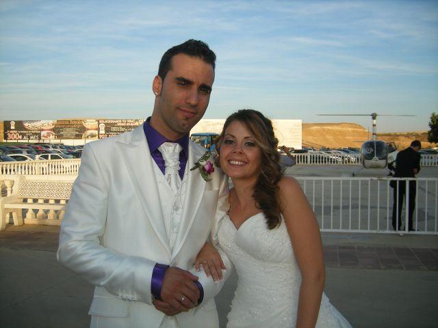 La boda de Noemí y Fran en Recas, Toledo 5