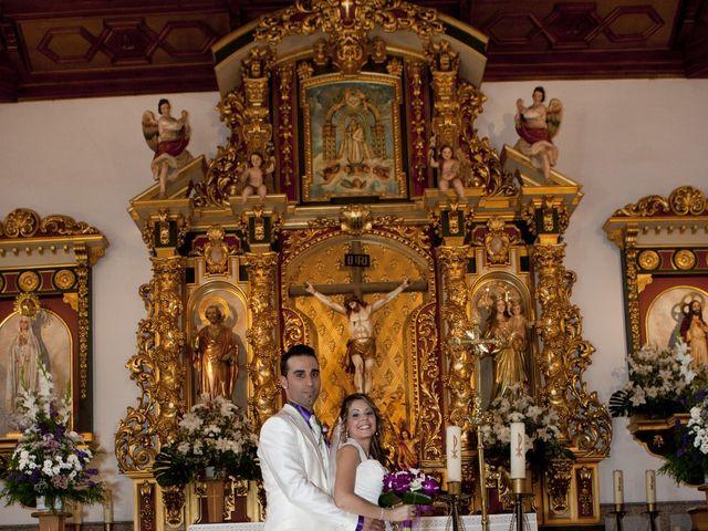 La boda de Noemí y Fran en Recas, Toledo 6