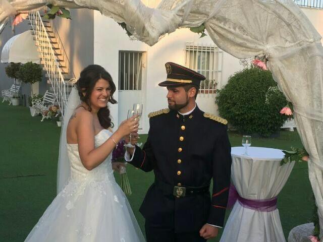 La boda de Gabriel y Melody en Badajoz, Badajoz 5