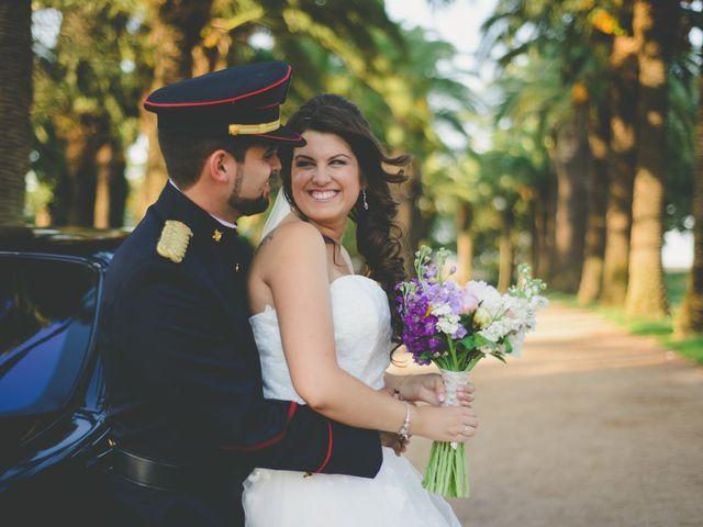 La boda de Melody y Gabriel