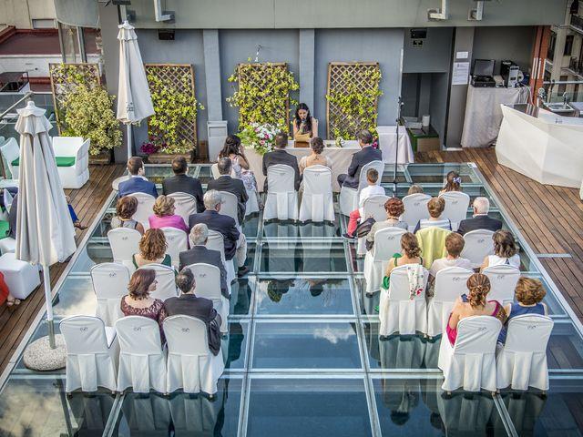 La boda de Eduardo y Esther en Madrid, Madrid 11