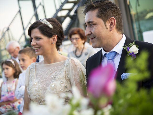 La boda de Eduardo y Esther en Madrid, Madrid 1