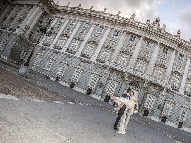 La boda de Eduardo y Esther en Madrid, Madrid 14